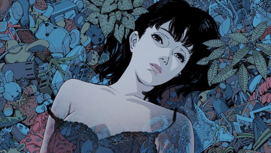 The Garden of Words - Silent Voice - Perfect Blue