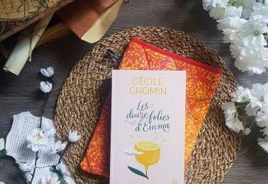 Les Douze folies d'Emma - Cécile Chomin