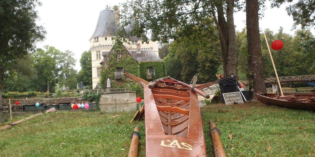 CANOTIERS EN FETE - Château de l'Islette - 17 & 18 septembre 2016