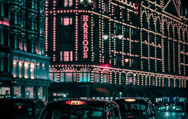 Londres, The Christmas Town