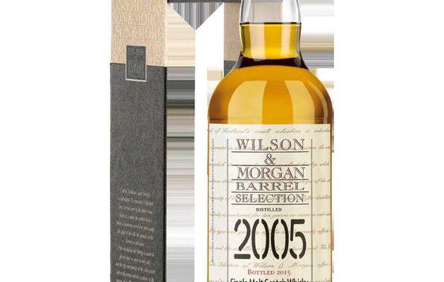 Ledaig 10Y Wilson & Morgan.