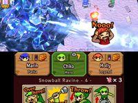 Réunissez deux de vos amis pour The Legend of Zelda: Tri Force Heroes