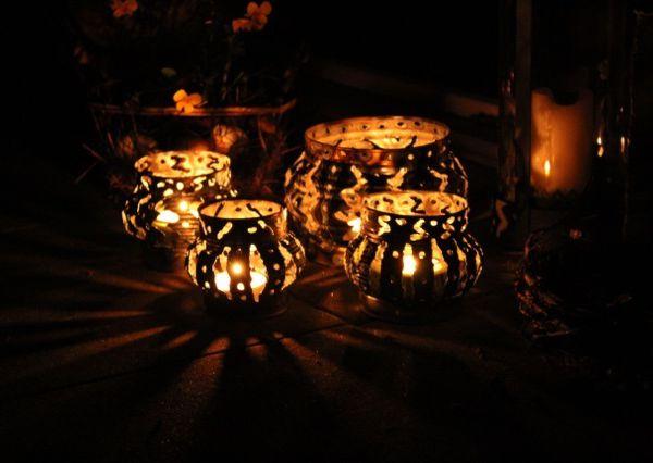 Les lanternes magiques de Sylvia