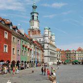 Poznan - Pologne - LANKAART