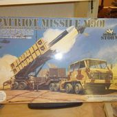 Heller,s patriot launcher at 1/48[yes its the same as Arll,s]