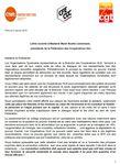 Lettre ouverte à Madame Marie Noelle Lienemann, présidente de la Fédération des Coopératives HLM