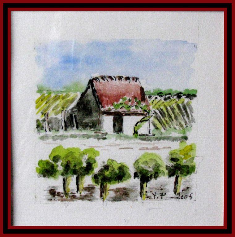 Album - Peintures-YP et PRAM
