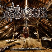 """CD review SAXON """"Unplugged and strung up"""""""