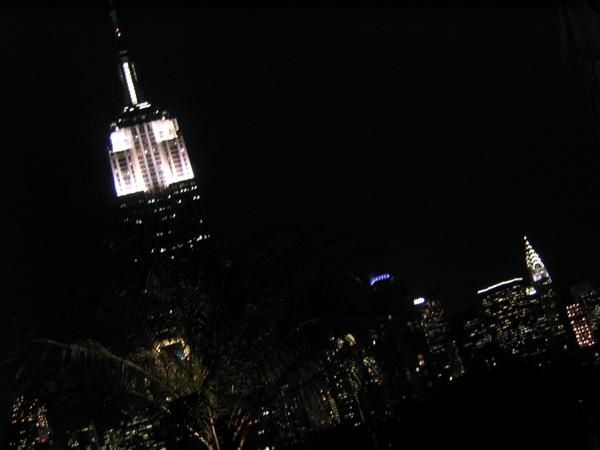 Séjour de Cyril à New York du 21 avril au 2 mai 2008.