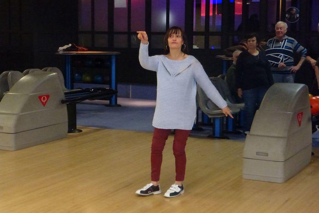Soirée bowling