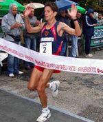 Maratona di Sant'Antonio (12^ edizione). L'ascolano Denis Curzi, portacolori per l'Italia e debuttante a Padova