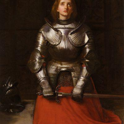 5ème dimanche après Pâques  -  Solennité de ste Jeanne d'Arc