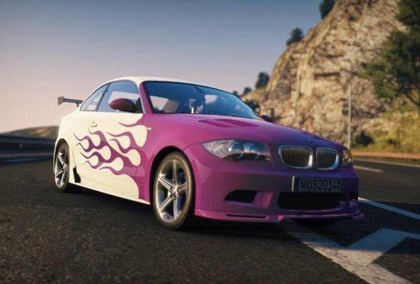 Découvrez la première BMW de World of Speed