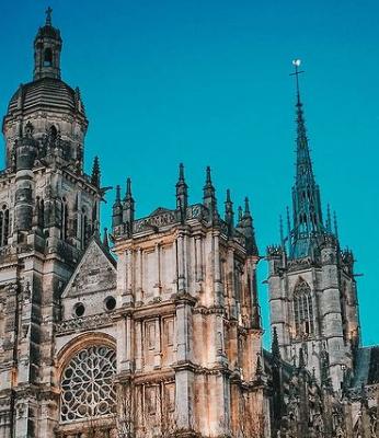 Evreux : Gothic Church