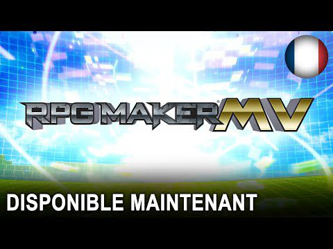[ACTUALITE] RPG Maker MV - Maintenant disponible sur Nintendo Switch et PS4