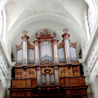 dècouvertes d'orgues