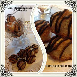 Rochers á la noix de coco
