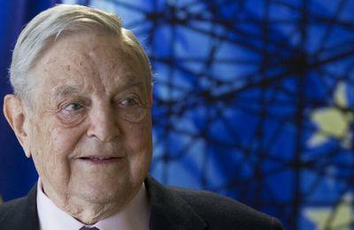 Les théories du complot de George Soros se multiplient alors que les protestations s'amplifient aux États-Unis (AP)