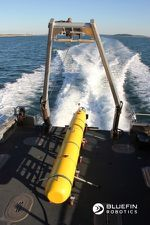 Bluefin to Deliver Knifefish Variant to Naval Research Laboratory