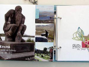 "Mini album ""Collections de jolis moments"" : les photos"