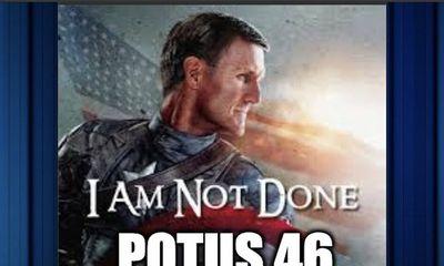 #USA : #FLYNN POTUS 46 ?