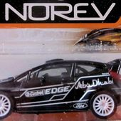 FORD FIESTA ABU DHABI NOREV 3 INCHES - car-collector.net