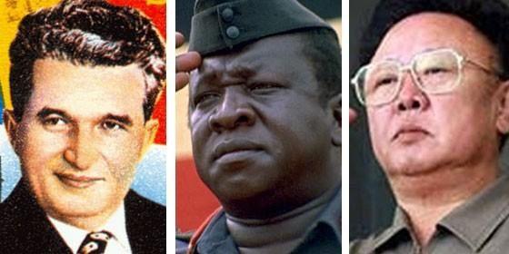 Dictadores contemporáneos.- El Muni.