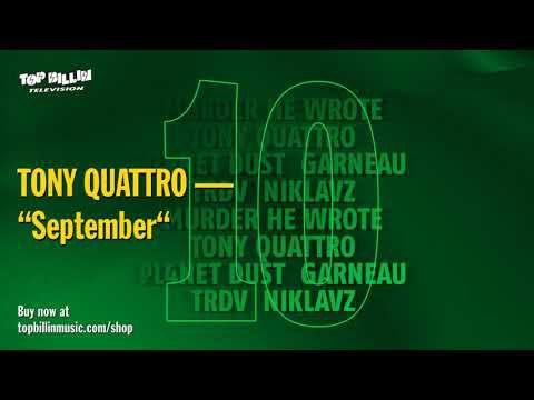 Tony Quattro - September
