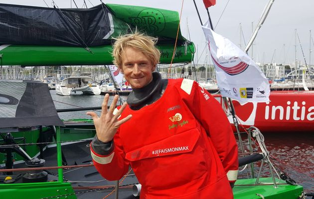 Bermudes 1000 Race – La 5e place pour Maxime Sorel (V and B – Sailing Together)