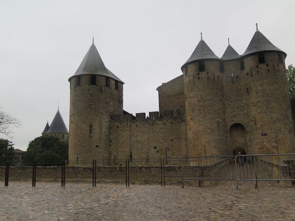 Cathares : Dimanche 8 mai - Carcassonne