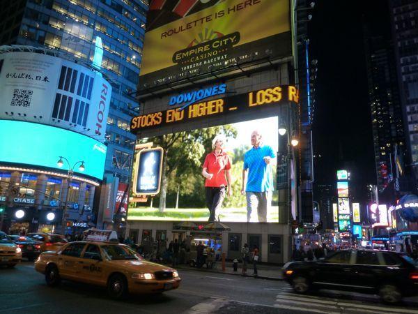 New York City 2011, page 1.