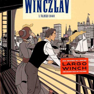 La fortune des Winczlav T1, retour sur les origines de l'empire Largo Winch