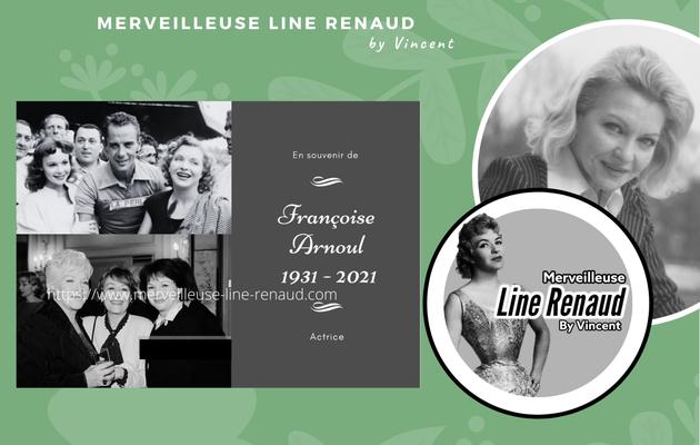 CARNET NOIR : Françoise Arnoul, «petit monstre sacré» du cinéma, est morte à 90 ans