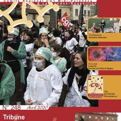 INFORMATIONS N°248 (AVRIL 2020)