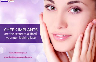 Removal of excess Cheek Fat by Cheek reduction and Increase in Cheek Volume through Cheek Augmentation