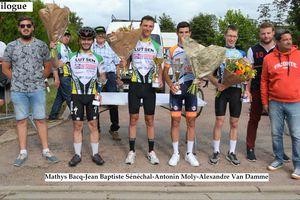 """Antonin MOLY (Albi Sport) remporte le prix de la Municipalité ') """"Souvenir Didier Moreau"""" - Article et photos de Daniel MORLEVAT"""