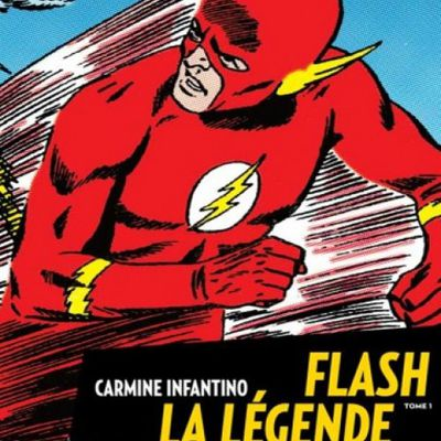 Mon Impression : Flash la Légende tome 1