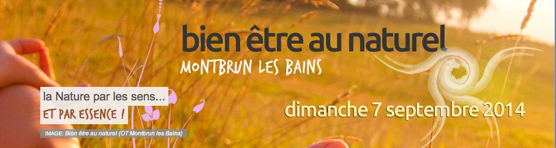 Journée Bien-être au Naturel à Montbrun-les-Bains
