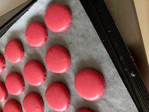 Tarte aux fraises très girly