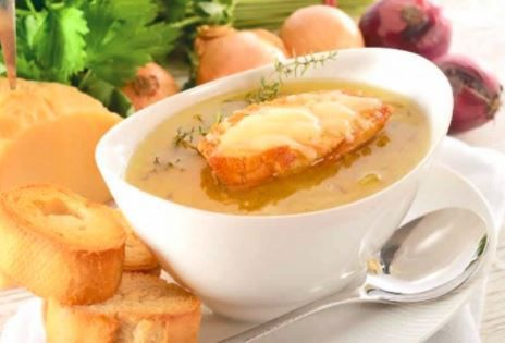Soupe oignon cookeo weight watchers