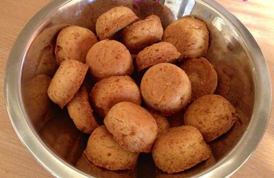 Biscuits pour chien au Thermomix