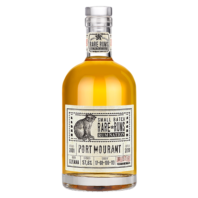 Rum Nation Port Mourant - Small Batch Rare Rum