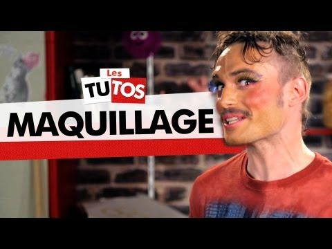 TUTO MAQUILLAGE by Jerome