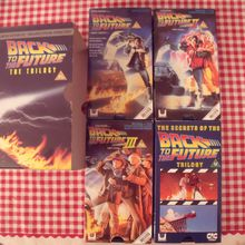 "Mes amours 7.2.1 : ma collection ""Back To The Future"", partie 1/5"