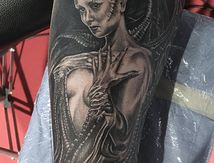 Demonia Tattoo
