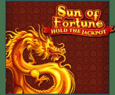 machine a sous mobile Sun of Fortune logiciel Wazdan