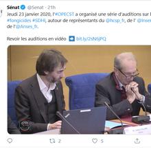 Fongicides SDHI : vous êtes sérieux, là, Public Sénat ?