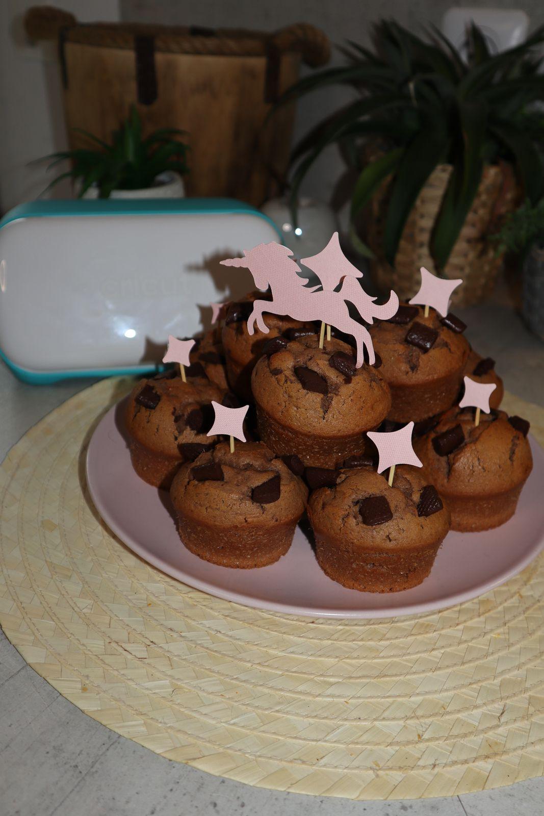 décoration gâteaux, cricut joy, personnalisation