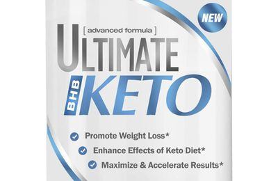 Ultimate Advanced Keto Pills