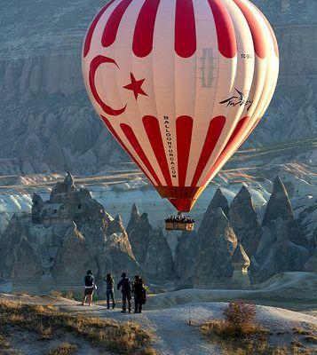 Turkish Balloon at S